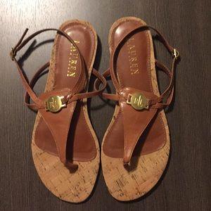 Ralph Lauren sandals size 6.5